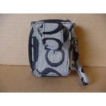 Wristlet Wallet Combination #02 Silver & Black