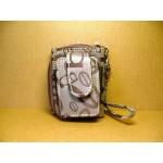 Wristlet Wallet Combination #04 Brown