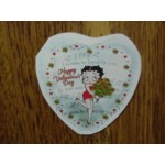 Betty Boop Balloon - Happy Valentine's Day Flowers Design