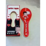 Betty Boop Spoon Rest Chef Design