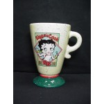 Betty Boop Mug Kiss The Cook 14 Oz Sculptured