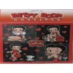 Betty Boop Mouse Pad Multi Poses Design