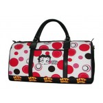 Betty Boop Overnight Bag Polka Dot Design