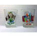 Betty Boop Shot Glasses 2-piece Set New York Designs