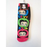 Betty Boop Slipper Socks #1 Three (3) Faces Design