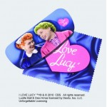 I Love Lucy Eyeglass Case
