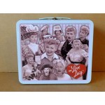 I Love Lucy Lunch Box Collage Design