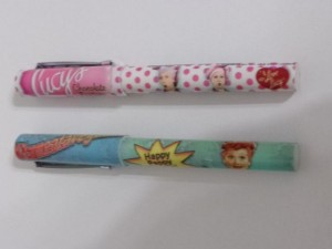 I Love Lucy Two Piece Pen Set # 2