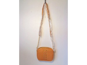 Pocketbook / Purse #38 Cross Body Design Camel