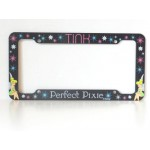 Tinkerbell License Plate Frame Perfect Pixie Design