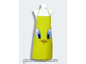 Tweety Bird Apron Face Design