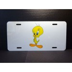 Tweety Bird License Plate #03 Attitude Design.