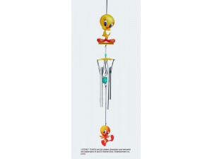 Tweety Bird Wind Chimes