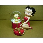 Betty Boop Mini Water Ball Gift Surprise Design