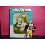 Betty Boop Picture Frame Hollywood Director Design (retired)