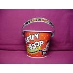 Betty Boop Tin Bucket Mini Film Strip Design (retired)