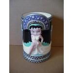 Betty Boop Vase Deco Design