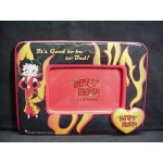 Betty Boop Picture Frame Devil Design (retired)