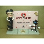 Betty Boop PICTURE FRAME MINI ELEGANT DESIGN RETIRED