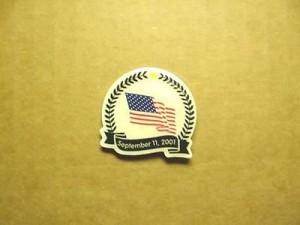 Pin 911 Memorial Design (retired Items)