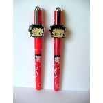 Betty Boop Pens Two (2) Piece Set Rr (retired)