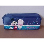 Mickey Mouse Pencil Case Blue #11