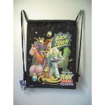 Toy Story Book Bag / Cinch Sack Black #21