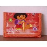 Dora The Explorer Mini Tri Fold Wallet Orange #15