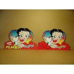 Betty Boop Post Cards Two Piece Set #07 Die Cut (retired)