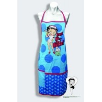 Betty Boop Apron Nurse Design