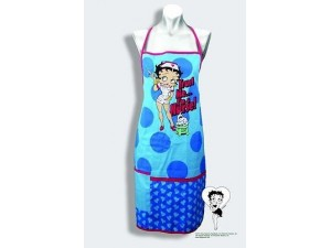 Betty Boop Apron Nurse Design