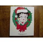 Betty Boop Windsculpture Christmas Design (retired Item)