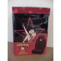 Betty Boop Bucket Seat Covers 1-pair Star Design