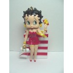 Betty Boop Ornament Shopping Bag Retired Item