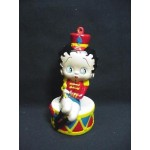 Betty Boop Ornament Drummer Girl