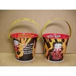 Betty Boop Tin Bucket (mini) Devil Design (retired)