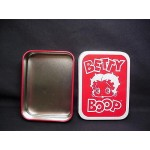 Betty Boop Keepsake Tin Face Design