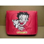 Betty Boop Organizer Heart With Pudgy Design