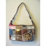 Betty Boop Pocketbook / Purse #33 Face Design Brown Small