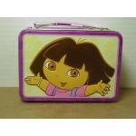 Dora The Explorer Mini Lunch Box Face Design #01