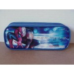 Spiderman-3 Pencil Case Blue #13