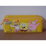 Spongebob Squarepants Pencil Case Yellow #04