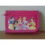 Princess Snow White Mini Tri Fold Wallet Dark Pink #09