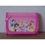Princess Snow White Mini Tri Fold Wallet Light Pink #07