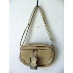 Pocketbook / Purse #19 Shoulder Bag Beige 3013