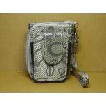 Wristlet Wallet Combination #05 Silver