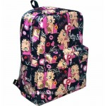 Betty Boop Back Pack Multi Poses Design