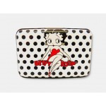 Betty Boop Business Or Credit Card Holder Polka Dot Design