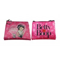 Betty Boop Coin Purse With Key Ring Attitude Is Everything Design