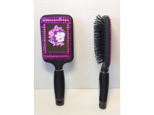 Betty Boop Hair Brush Pink Bow Design
